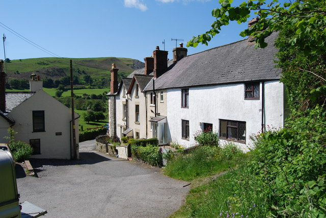 Lane behind the Pub