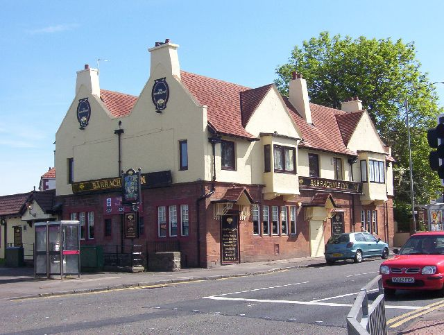 The Barrachnie Inn