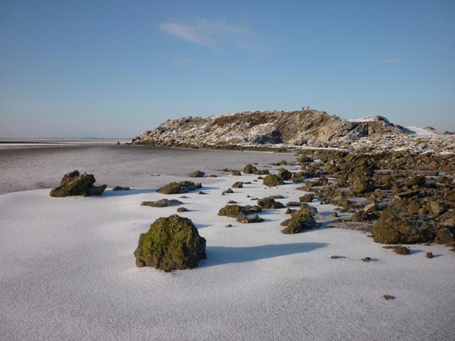 """Slag Point"", Keer estuary"