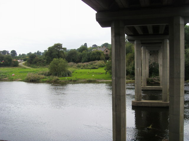 Bridge over River Wye