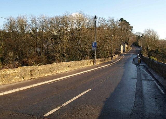 Wiltshire Bridge , Tetbury