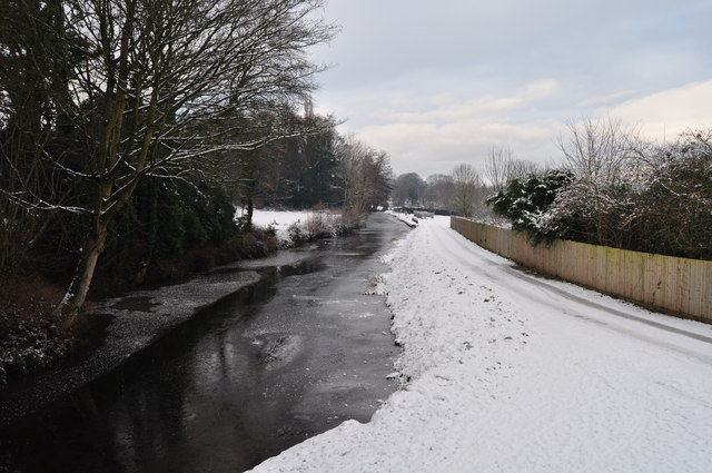 Canal at Gilwern