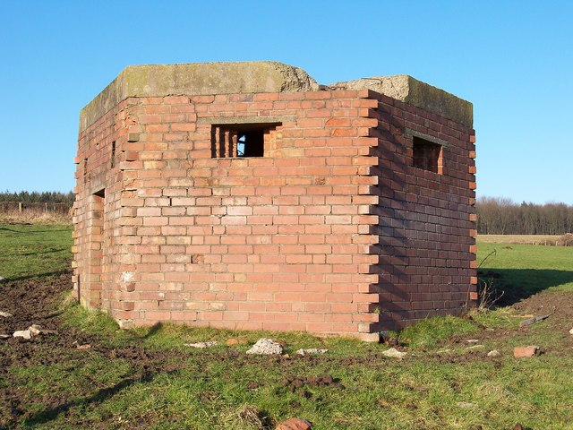 Soldiers Lane Pillbox Gotham