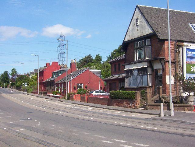 Broomhouse, Hamilton Road