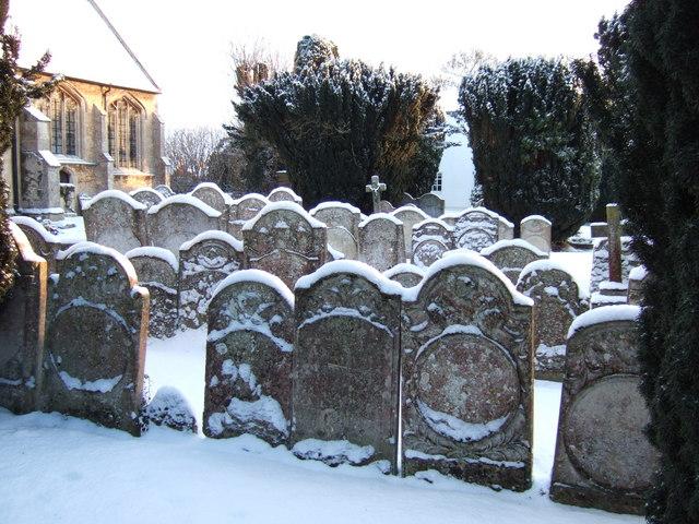 Frozen souls