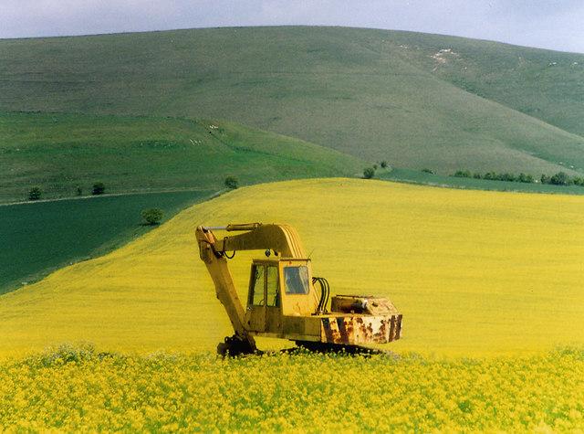 Yellow Machine