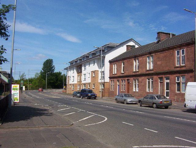 Broomhouse, Hamilton Road.