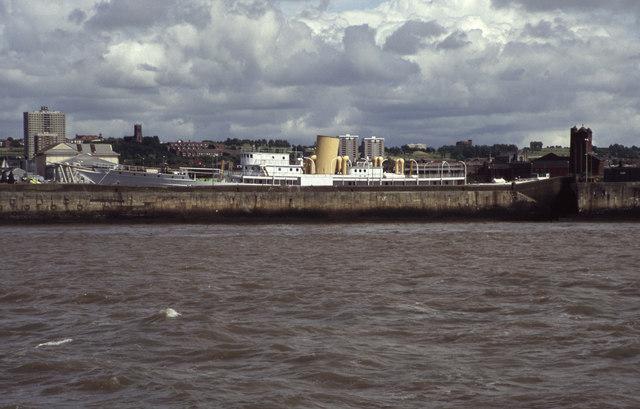 Sandon Dock, Liverpool