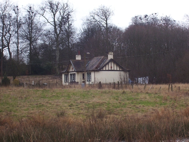 Daldowie Estate cottage