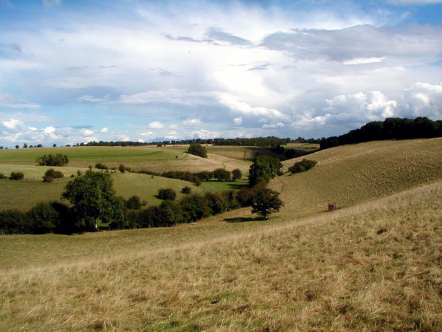 Valley at Sheephouse Farm