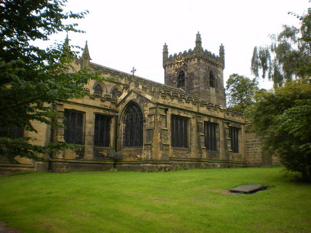 St Peter's Church, Birstall
