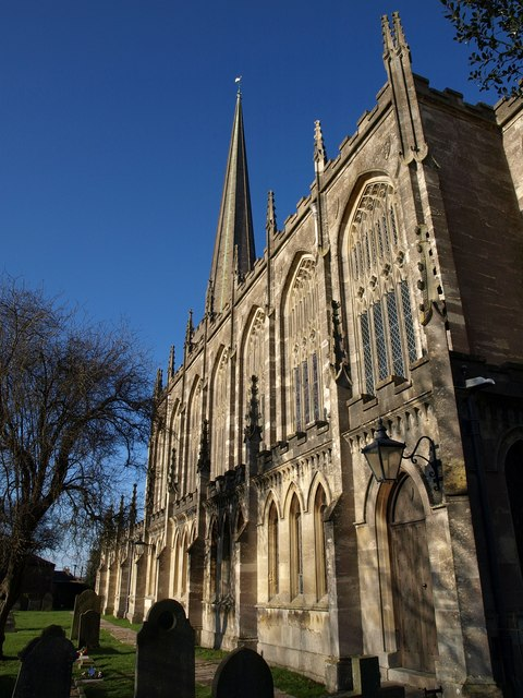 St Mary's church, Tetbury