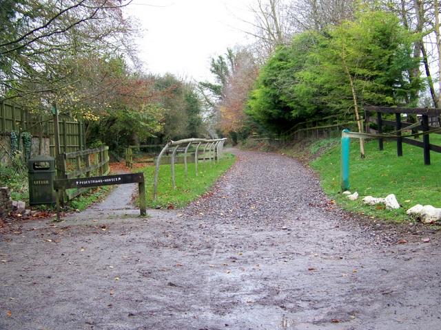 Byway, Upper Lambourn