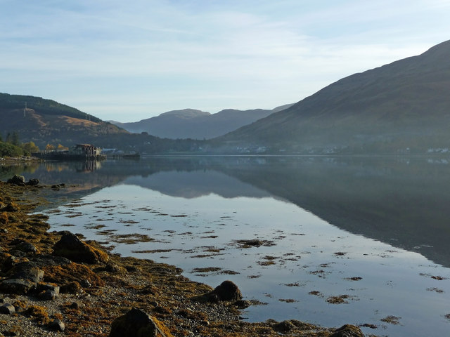North end of Loch Long