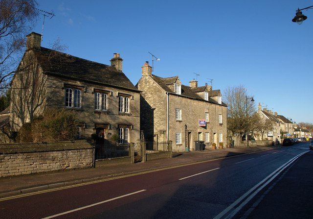 New Church Street, Tetbury
