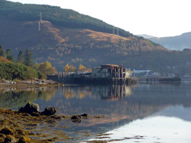 Loch Long Torpedo Range, Arrochar