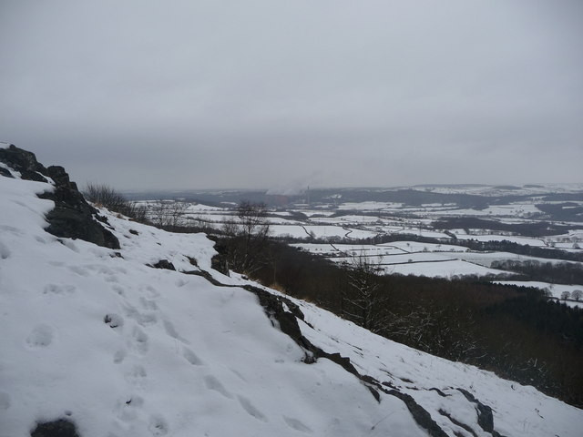 Slopes of the Wrekin