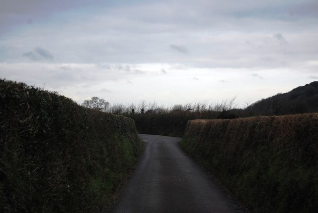 Lane to Bossington