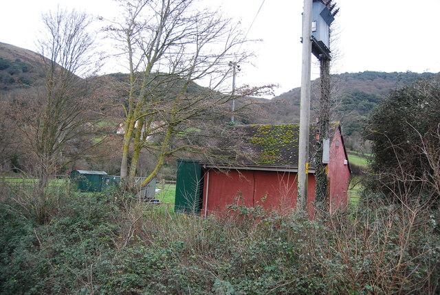 Bossington Pumping Station