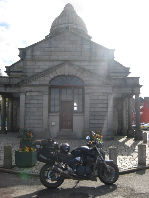 Dunlavin Courthouse