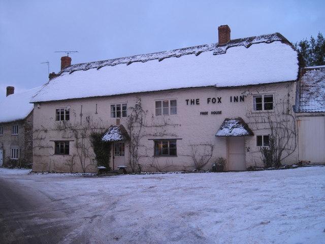 The Fox Inn Corscombe