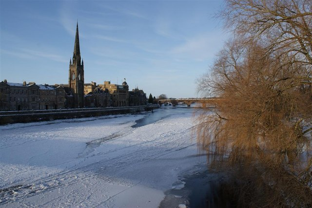 More Ice on the Tay