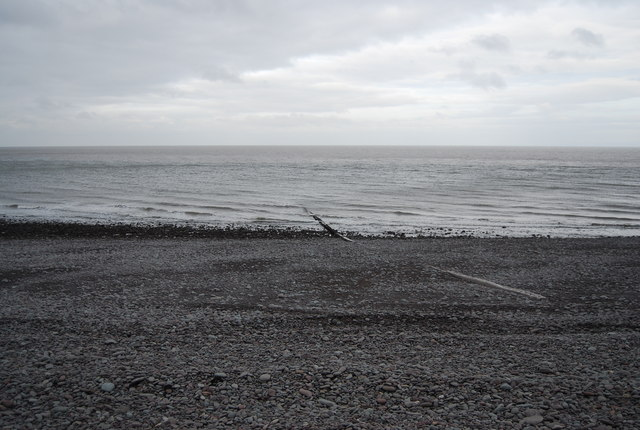 Pipeline on the beach