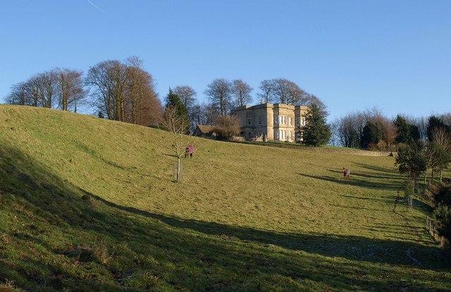 Widden Hill House