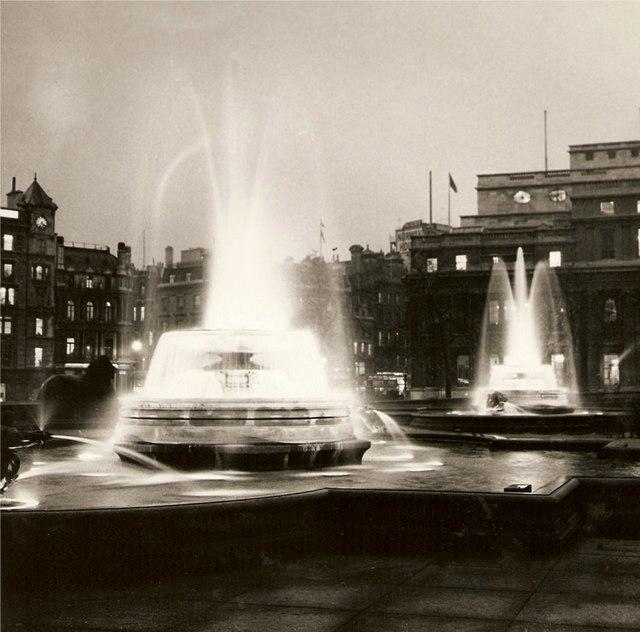 Retro fountains