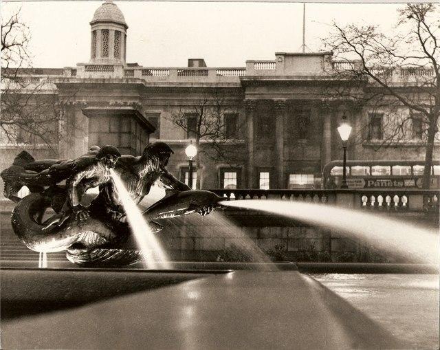 Retro fountain