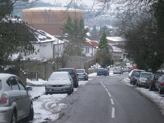 Philanthropic Road, Redhill