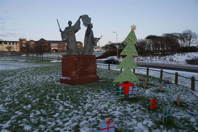 Merry Christmas from Arbroath