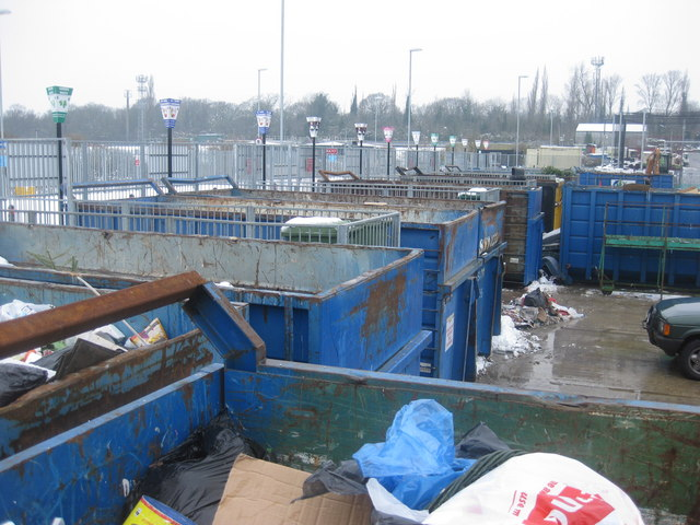 Earlswood Community Recycling Centre