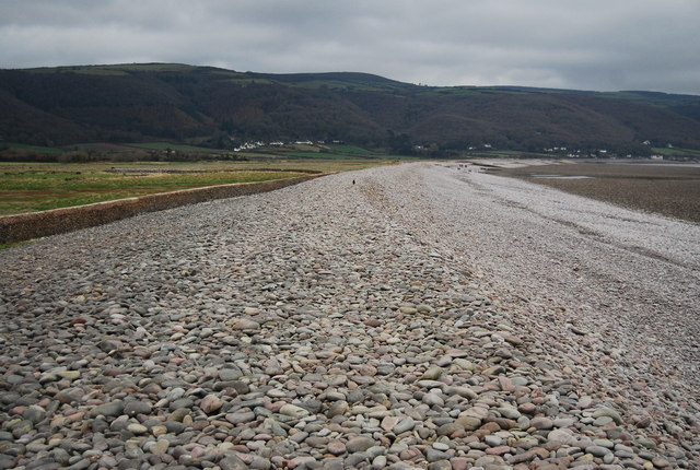 Shingle Ridge, Porlock Beach