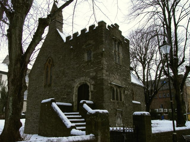 St Anne's Chapel on Paternoster Row
