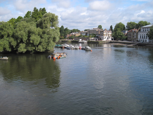 River Thames from Richmond Bridge