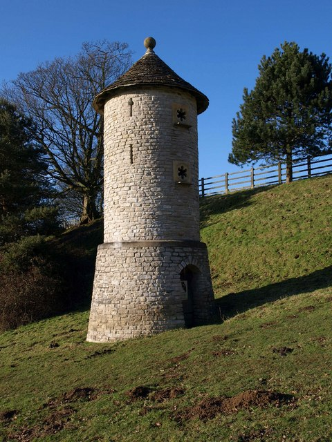 Millennium Folly, Horton Hill (2)