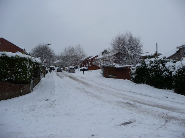 Tiverton : Halsbury Road
