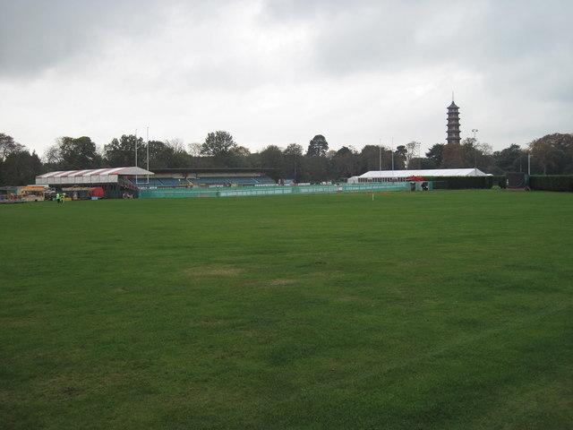 London Welsh Rugby Ground Old Deer Park