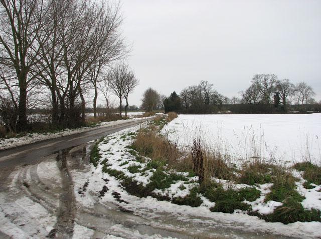 Lane to Hellington Corner