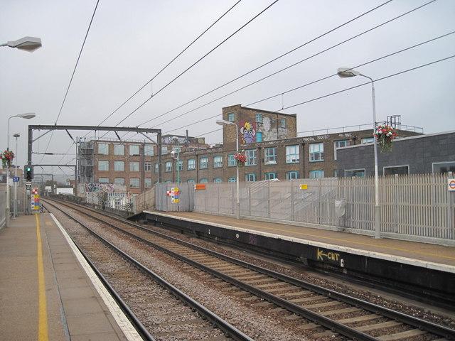 Kentish Town West Station