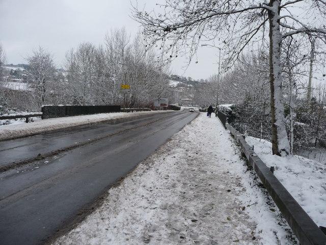 Tiverton : Heathcoat Way B3391