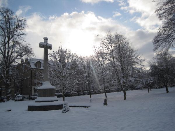 War Memorial, Hexham