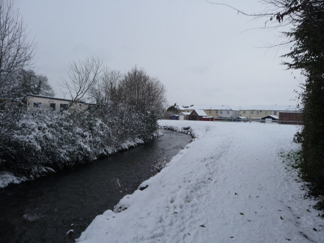 Tiverton : River Lowman & Amory Park