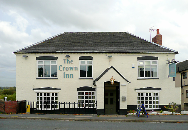 The Crown Inn at Handsacre, Staffordshire