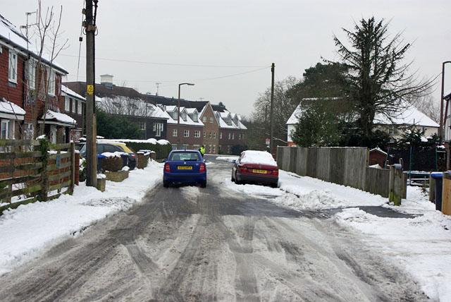 Church Lane, Copthorne