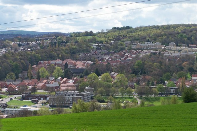 Winn Grove, Fairlawns and Wadsley Park Village, from Midhurst Road, Birley Carr, Sheffield