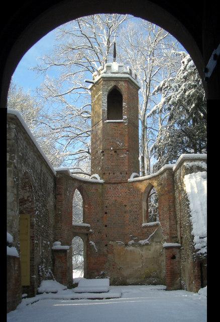 St John the Baptist, Mongewell
