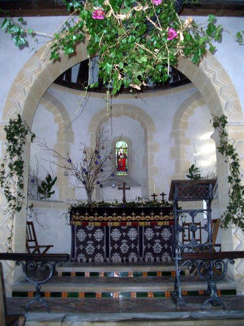St John's.  Still being used