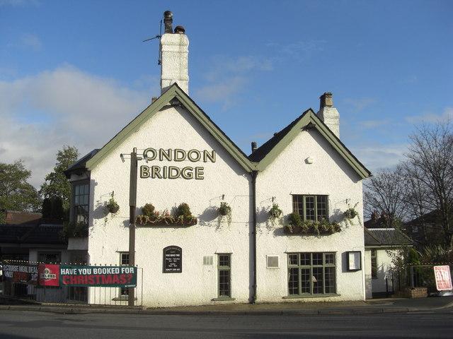 London Bridge Inn, Stockton Heath